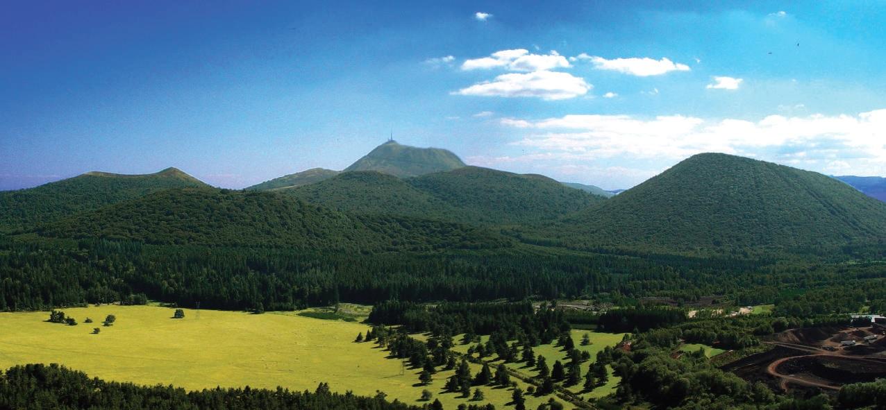 Séjour AUVERGNE Terre de Volcans1