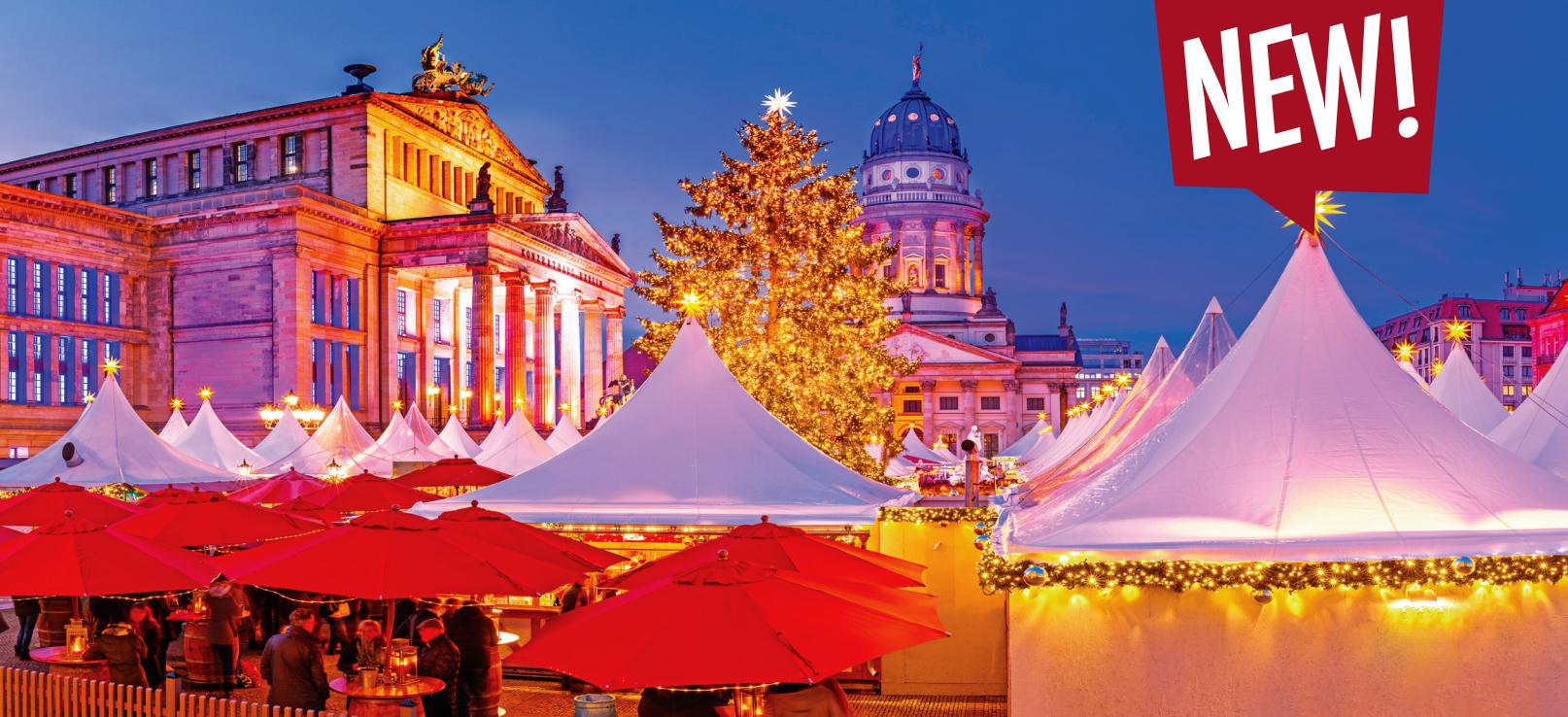 Séjour BERLIN - LA MAGIE DE L'HIVER SPECIAL MARCHE DE NOEL1