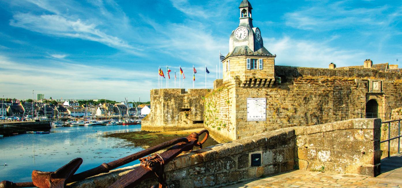 Séjour CONCARNEAU Joyaux de Bretagne1