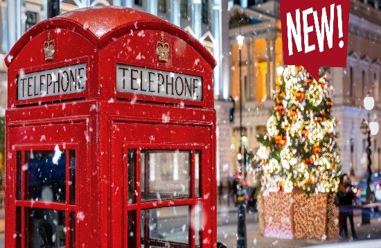 Séjour LONDRES EN FETE Christmas Market !!1